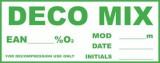 Zobrazit detail - Samolepka DECO MIX 300x120mm