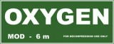 Zobrazit detail - Samolepka OXYGEN 300x120mm