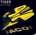 Zobrazit detail - TIGER ploutve s páskem