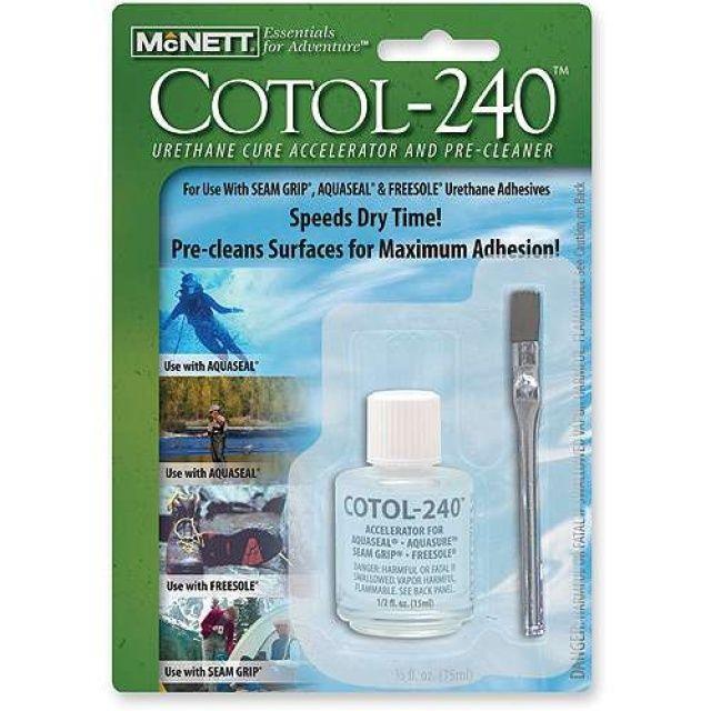 COTOL 240 urychlovač pro AQUASEAL McNett
