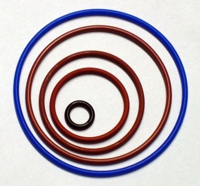 O-kroužek 8006 ICS PIN SLR CASE IKELITE