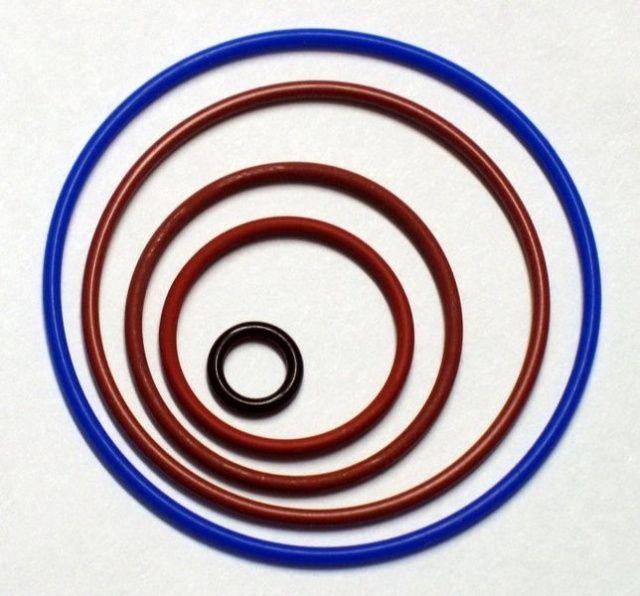 Sada o-kroužků NTEC
