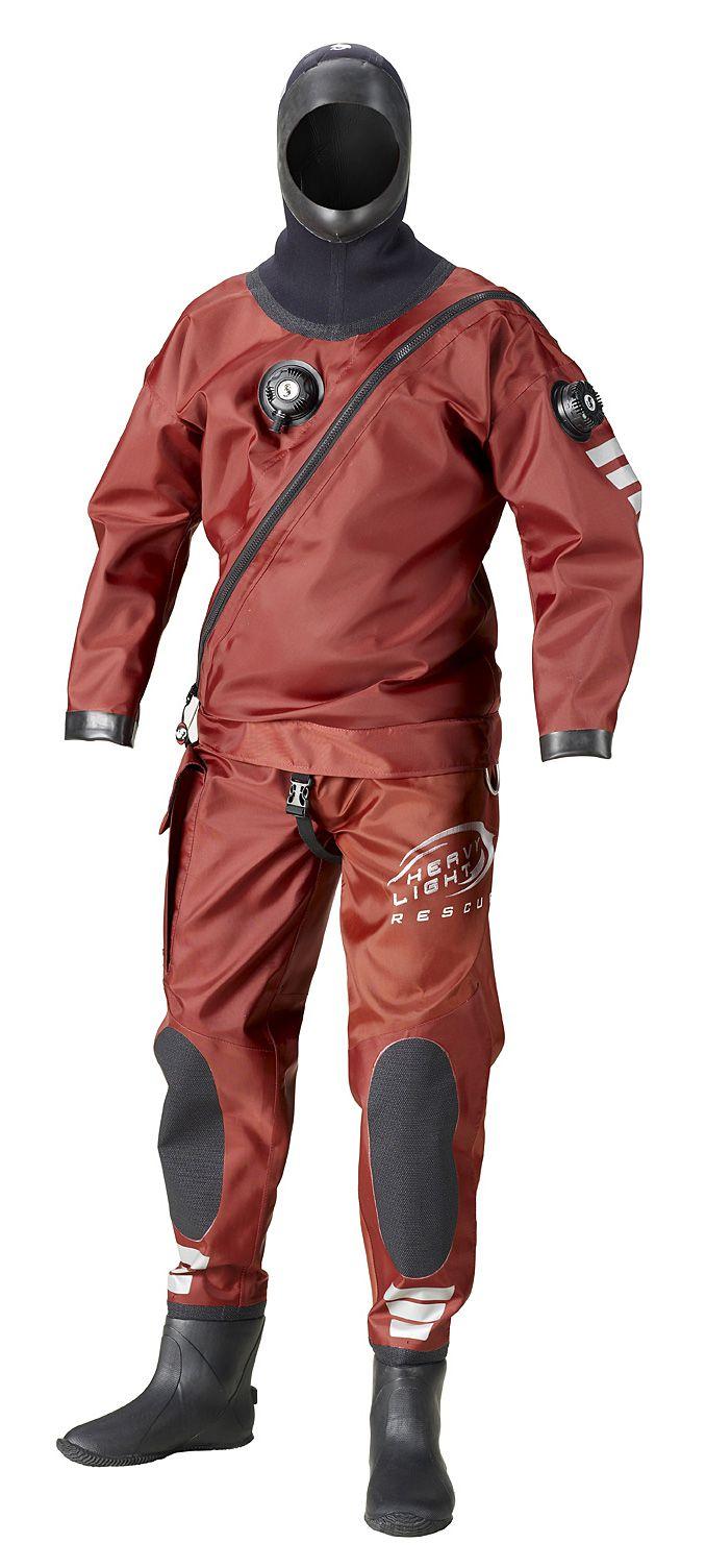Heavy Light Rescue suchý oblek Ursuit