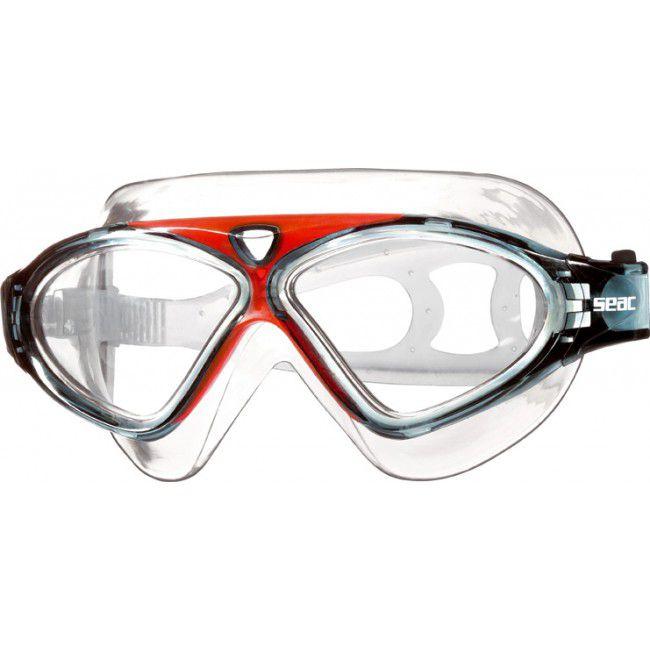 VISION brýle na plavání s lícnicí, perfektně těsní SEAC SUB