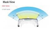 Panoramatická maska VISION s bočním výhledem NTEC